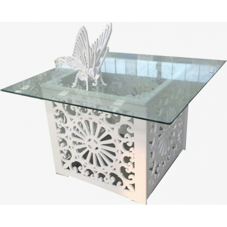 TABLE LUMINEUSE ARABESQUE - Maan\'i Events - Location et vente de ...
