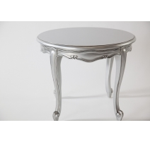 TABLE BASSE SILVER
