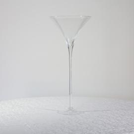 Vase martini 50cm