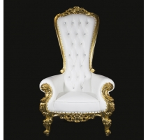 TRONE ROYAL PRINCIER OR