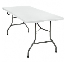 TABLE RECTANGLE 180CM