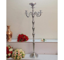 CHANDELIER METALLIQUE 125CM