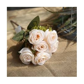 BOUQUET DE ROSE CHAMPAGNE
