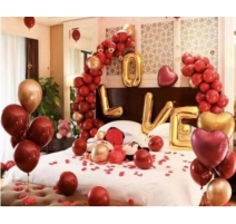 BALLONS LOVE DECORATION