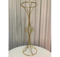 CENTRE DE TABLE EIFFEL DESIGN GOLD